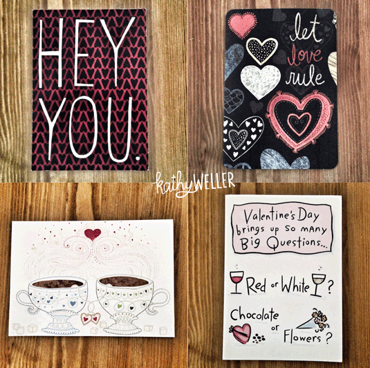 WellerWishes Valentine's Day cards
