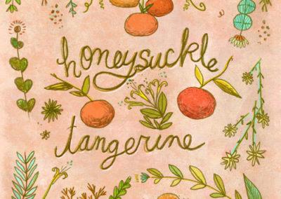 Fruit - Honeysuckle