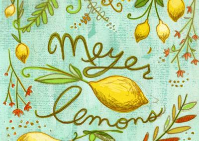 Fruit - Meyer Lemon