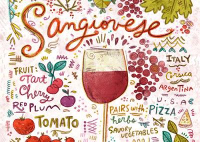 Wine - Sangiovese