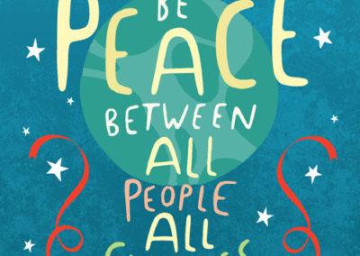 Christmas - Peace - RSVP