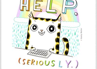 Help. SRSLY.