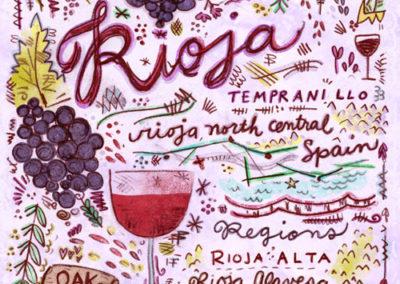 Wine - Rioja